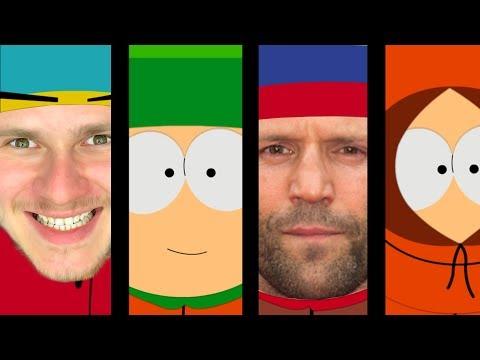 Джейсон Стейтем в ЮЖНОМ ПАРКЕ - South Park: The Fractured But Whole #2
