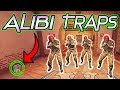 HOW TO SET TRAPS w/ ALIBI - Rainbow Six Siege (Operation Para Bellum)