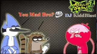 Regular Show Rap Beat 6: Benson Busted-DJ KiddBlast