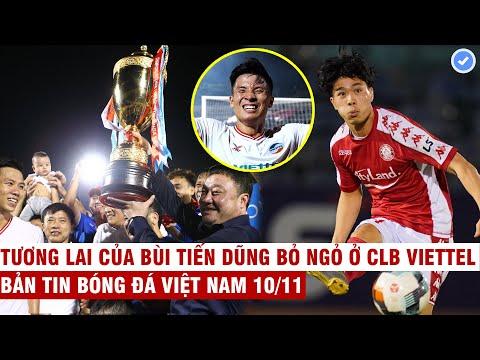 VN Sports 10/11   Vô địch V.League Viettel nhận núi tiền thưởng, Phượng xuất sắc nhất V.League 2020