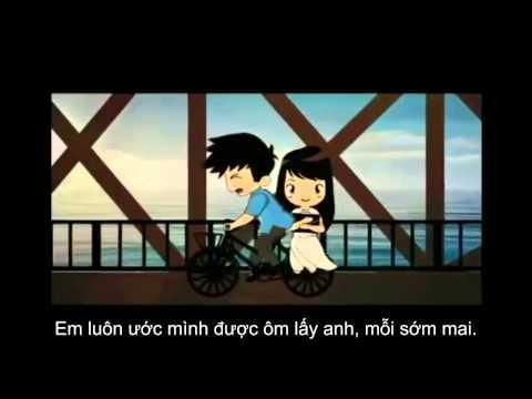 My everything - Tiên Tiên ( Lyrics - Video tình yêu dễ thương)