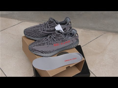 online store 30bef 6beb7 HOW TO SPOT FAKE YEEZY BELUGA 2.0 Real vs Replica Yeezy