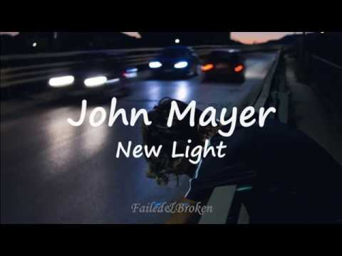 John Mayer - New Light [Sub. Español e Inglés]