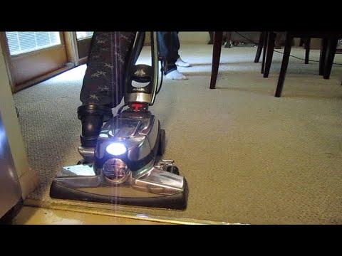 The Kirby Avalir 2 Home Cleaning System Youtube