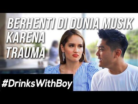Cinta Laura Kiehl BUKA-BUKAAN Sama Boy! | #DrinksWithBoy Eps. 5