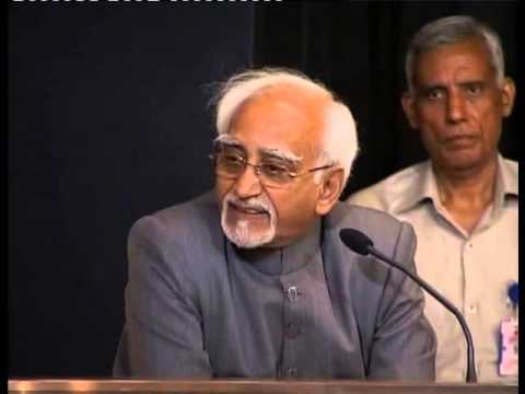 Release of Fiqh Encyclopedia by H.E. Mohammad Hamid Ansari, Vice President of India