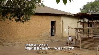 女性性器切除(FGC2014) ~シエラレオネ~/プラン・ジャパン thumbnail