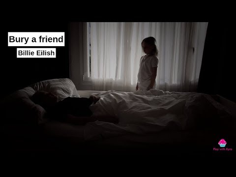 Bury A Friend - Billie Eilish (remake/cover)
