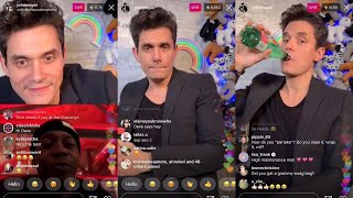 Surprise Current Mood (after Grammys) - John Mayer Instagram Live (02/10/19) with Dave Chappelle
