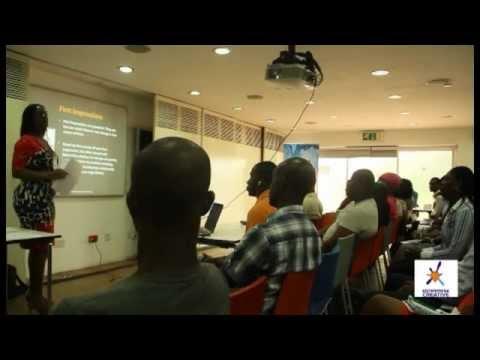 Freelance Friday Session #1 - Effective Networking Skills by Nkiru Asika