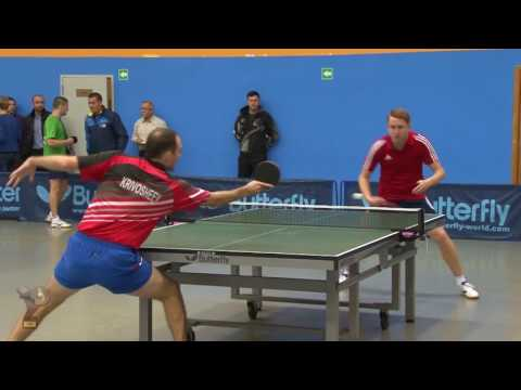Вячеслав Кривошеев - Вячеслав Буров  матч за выход в четверку  Open