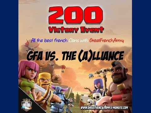 GREAT FRENCH ARMY : 200th WIN!!! 1st part
