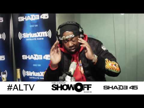 Conway, Prodigy and Benny Showoff Radio Freestyle PT. 1 w/ Statik Selektah Shade 45 ep. 03/09/17