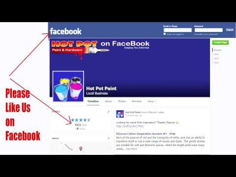Please Like Us on Facebook!