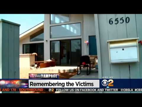 Memorial Service To Be Held For Rampage Victims At UCSB