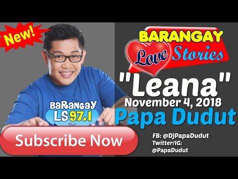 Barangay Love Stories November 4, 2018 Leana