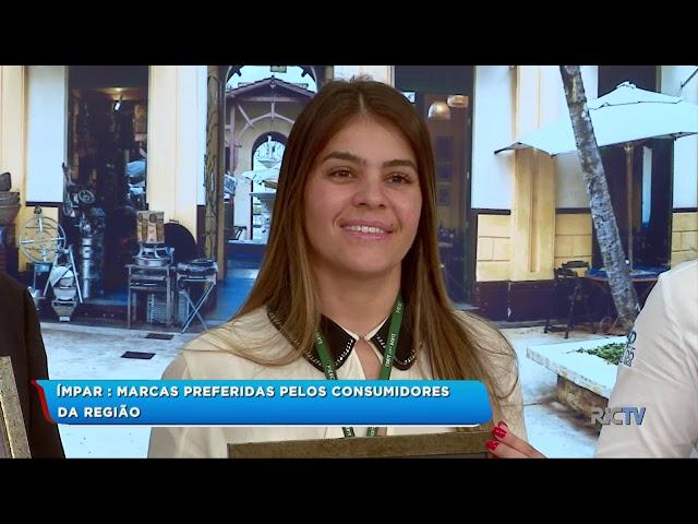 ea6028541264c IMPAR 2018  Marcas da Foz do Itajaí recebem certificação - IMPAR