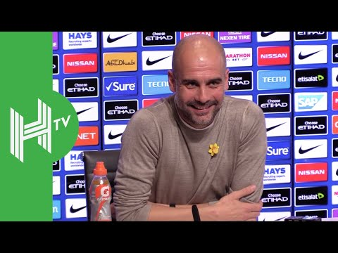 Pep Guardiola: Man City remain 'far' behind Barcelona