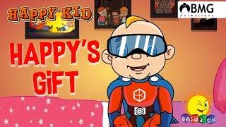 Download Video Happy Kid | Happy's Gift | Episode 149 | Kochu TV | Malayalam MP3 3GP MP4