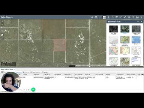 How To Research A Property On County GIS