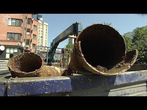 700 домов в Кировском районе остались без горячей воды