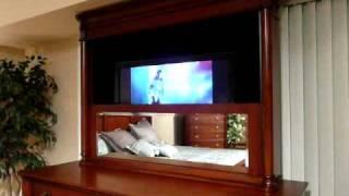 Signature Home Furnishings' Durham Patented Premium Dresser/mirror In Motion