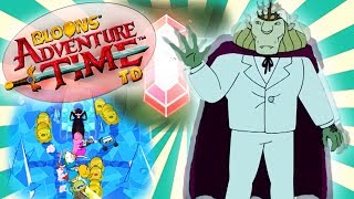 PŁATNA MAPA   KRÓL WAMPIRÓW   #031   Bloons Adventure Time TD   PL