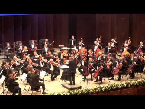 Vladimir Fedoseyev - 85 - Transsiberian Artfest 2017 Novosibirsk Philharmonic