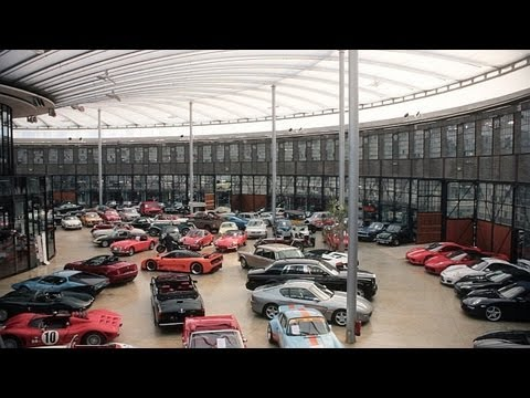 Dusseldorf Classic Remise Classic Cars And Oldmobiles Youtube
