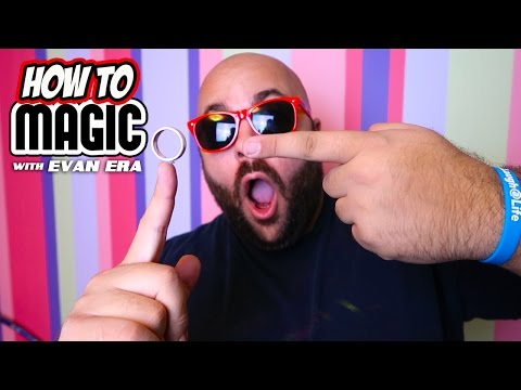 10 EASY Magic Tricks To Do At Home!