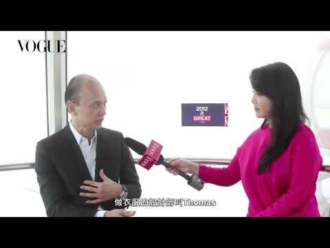 頂級鞋履設計師 Jimmy Choo VOGUE專訪