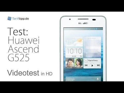 Huawei Ascend G525 | Test in deutsch (HD)