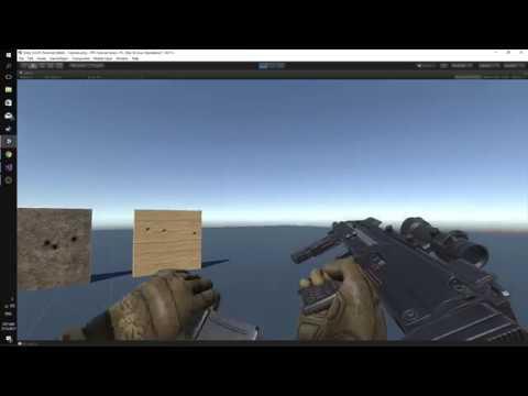 UNITY3D - FPS Starter Kit (Scripts Only) - YouTube