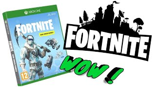 Fortnite - Deep Freeze bundle review and equip.