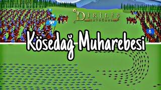 Kösedağ Muharebesi (Diriliş Ertuğrul Çizgi Dizi 10. Bölüm)