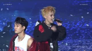2017 SEOUL MUSIC AWARDS XIUMIN EDIT - You are my sunshine