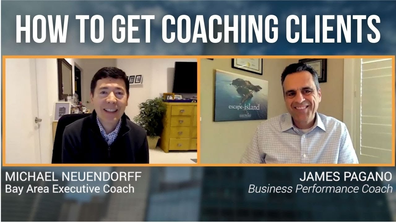 How to get Coaching Clients - Video Interview