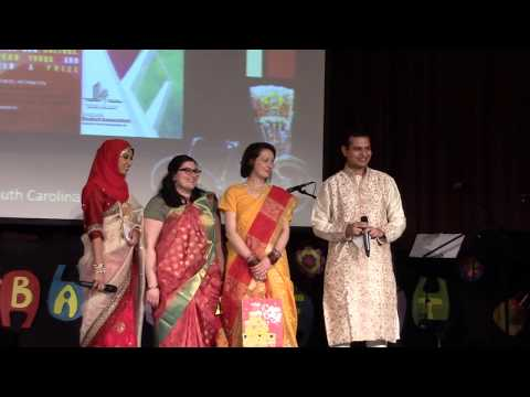 Best Dressed Audience Award to International guests - BanglaFest 2018