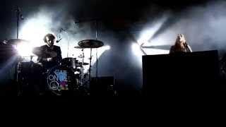 CATS ON TREES - LIVE AU JARDIN ANGLAIS DE GENEVE (2015)