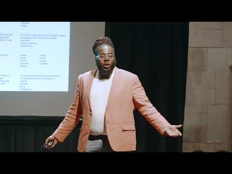 Start With Why | Dallas Cherry Jr. | TEDxTempleU
