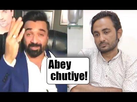 Ajaz Khan's Message For Zubair Khan - Salman Khan (Bigg Boss 11 Controversy)