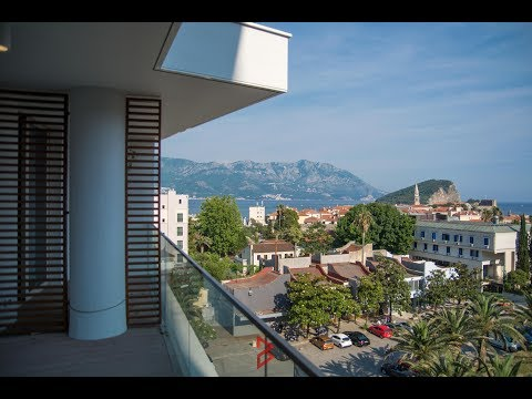 Luxury one bedroom apartment for sale in Budva - Property in Montenegro