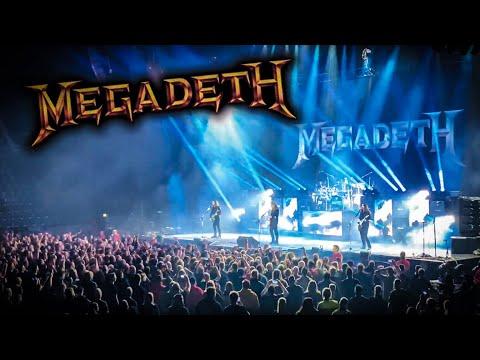 MEGADETH - Symphony of Destruction - LIVE STOCKHOLM Hovet 2020