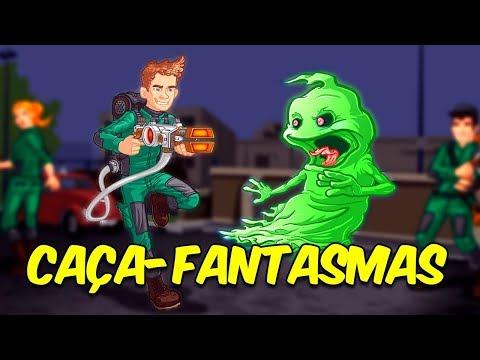 CRIANDO UMA EMPRESA CAÇA-FANTASMAS | Ghost Control Inc.
