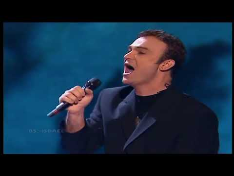 Eurovision 2004 Semi Final 05 Israel  David D'Or   To Believe  16 9 HQ