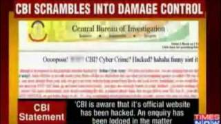 CBI site including 270+ Indian Websites hacked by Pakistani Group