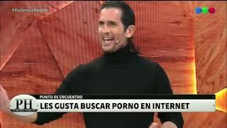 La dificultad de Diego Ramos para ver porno - Podemos Hablar 2020