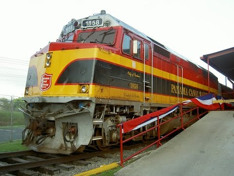 [Doku] Mit dem Zug durch - Panama (HD)