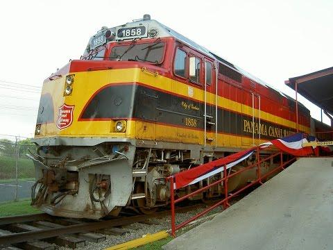 Doku Mit dem Zug durch - Panama HD