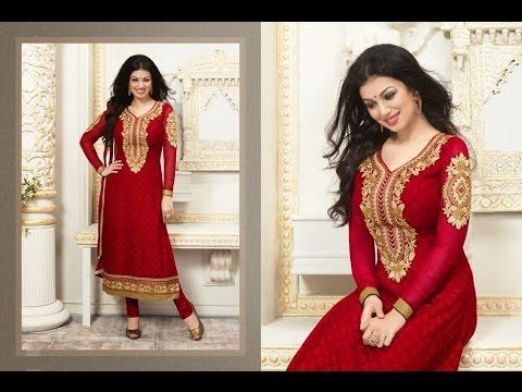 ce631d595f Latest New Karachi Works Dress Salwar Kameez Suits Chudidar Designs Patterns.  City Female Fashion